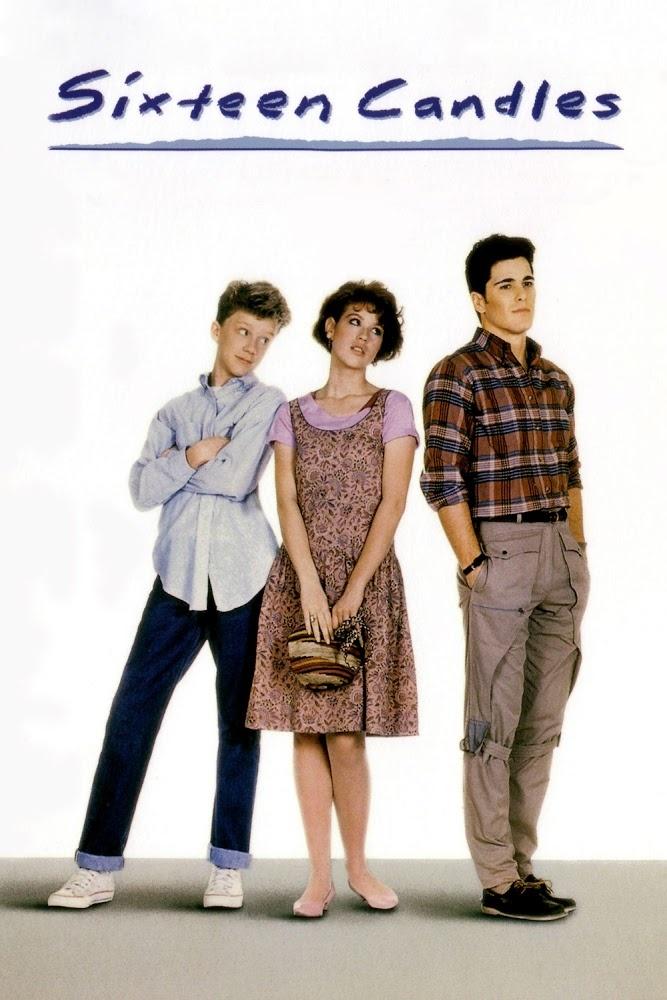 Dieciséis velas - Sixteen Candles (1984)   Tuvieron su momento y su generación de espectadores...