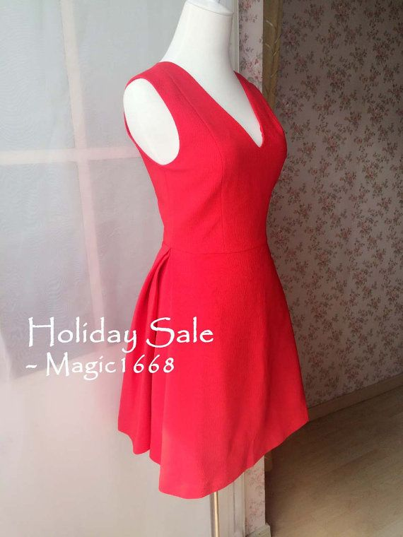 M s red dress pictures