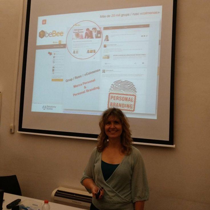 Hoy finaliza el módulo de #RedesSociales en +Barcelona Activa . para los futuros #CommunityManagers    Ha sido un placer compartir con vosotros estos días!!!   Espero que os haya resultado útil      #Barcelona #CeliaHil #BCN #RRSS #CM #SM #ConventDeSantAgustí #Formació ##BCNTreball #CM #PlansOcupació #Inserció #Treball #XXSS #Formaci9n #SocialMedia #MKTDigital #Marketing #beBee #XarxesSocials #PlanesDeOcupación