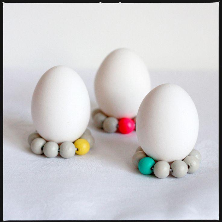 Inspiration for egg holder