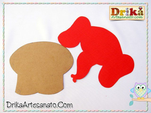 Neste artesanato passo a passo vamos fazer uma linda elefantinha em feltro que é uma plaquinha de maternidade. Venha aprender!