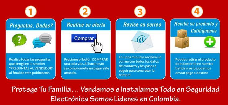 Kits de Alarmas Inalámbricas - Innprotec Ingeniería y Comercializadora