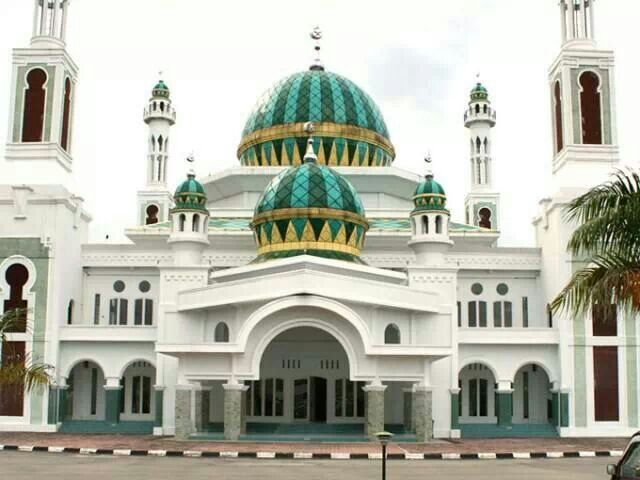 Beautiful Mosque from Indonesia