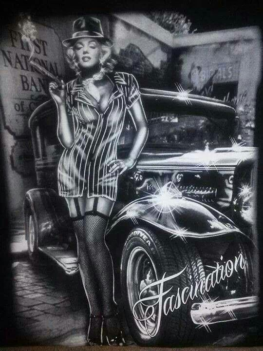 Mexican culture chicano flash art noir - Brown pride drawings ...