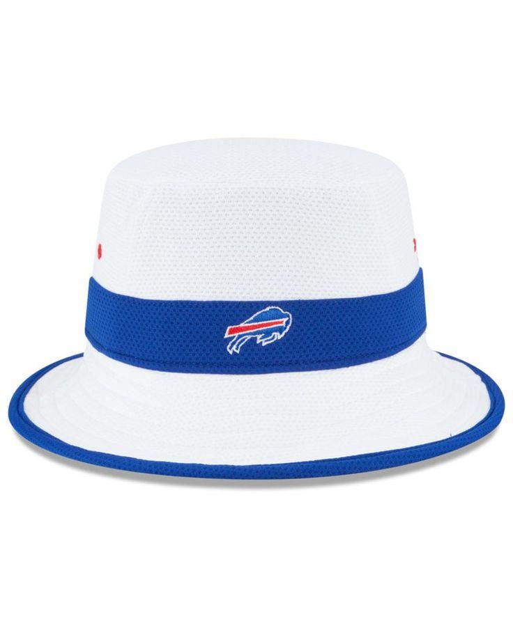 New Era Buffalo Bills Training Camp Official Bucket Hat