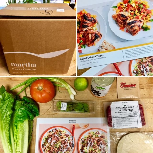 Martha & Marley Spoon Review August 2017 + Coupon   #cooking #food #home #mealdelivery #reviews #coupon #dinner #subbox #mealbox #marthastewart #marthamarleyspoon #marleyspoon #foodbox #mealkit #dinnerdelivered #easydinners #delivery #mealplan #getyours #ilovefood #tacos #flavordelivered