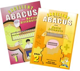 Abacus And Mental Arithmetic Books Primary School Children