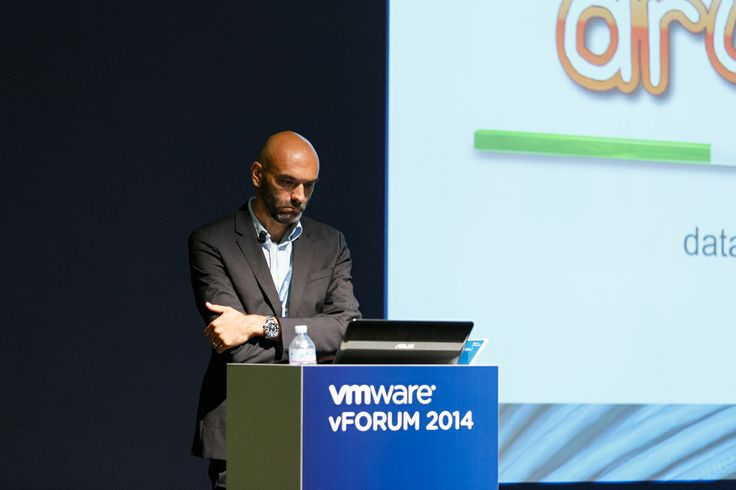 vForum 2014 - Presentazione della Data Center Extension e della nostra soluzione di Private Cloud