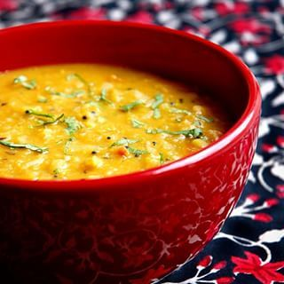 Daal is the freakin' bomb but is often served with a heavy tadka, alongside rice or bread. | 15 Delicious Desi Food Recipes Tweaked To Be Healthier