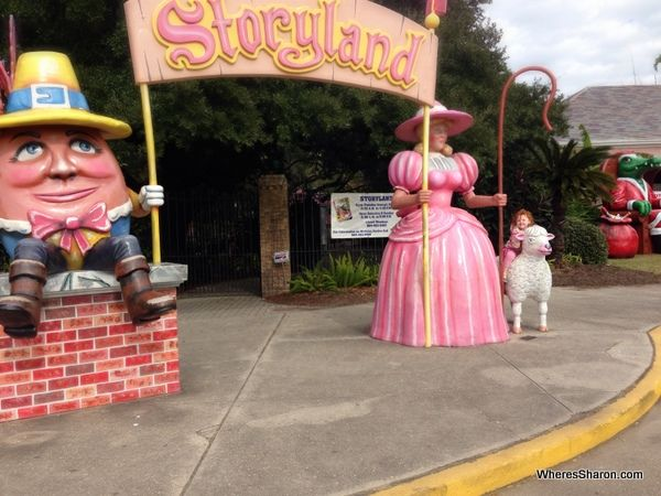 Things to do in New Orleans with kids in a few days