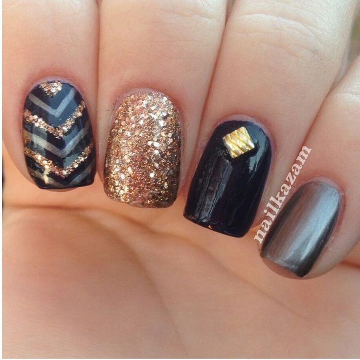 Nails by Nailkazam.