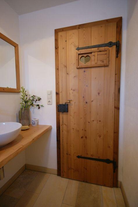Individuelle Haustüren oder Zimmertüren aus Echt…