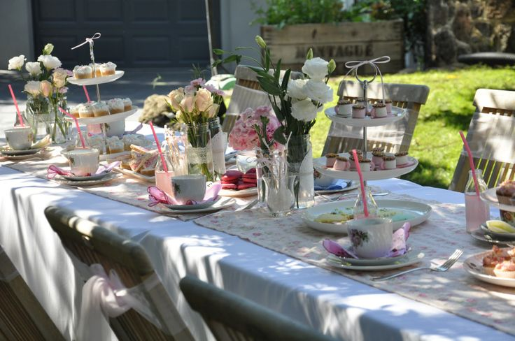 Luxury Adventure | Get the style & life you deserve!: Garden Party. The Food Story.