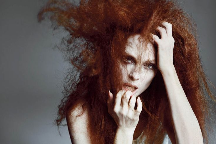 editorial red head - Google Search