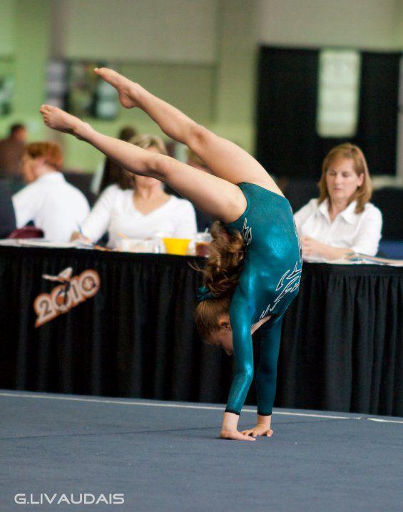 gymnastics competition, gymnast, floor routine #KyFun kcwftp