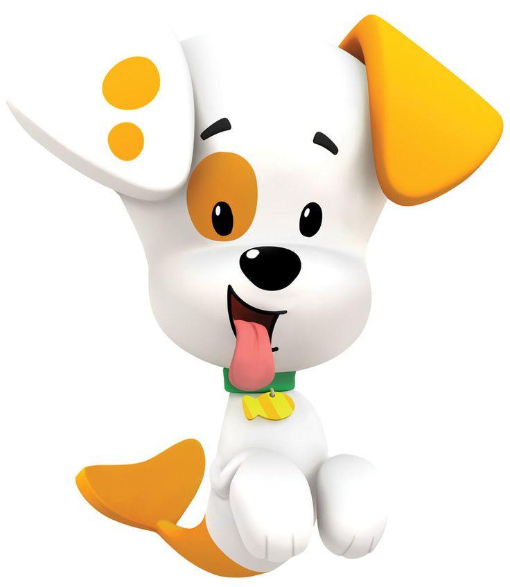 Cartoon Characters: Bubble Guppies