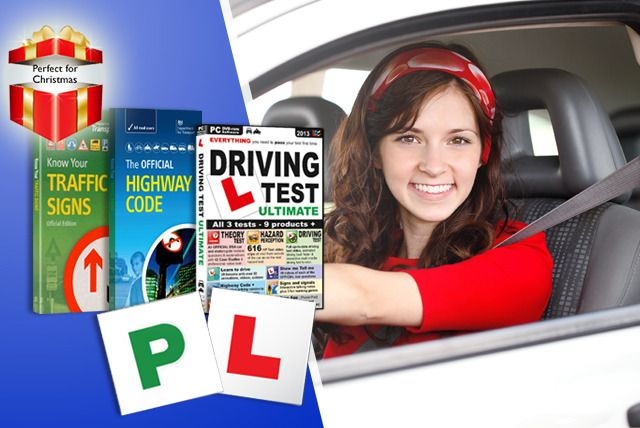 Driving Theory Test Package available with 50% off on Wowcher until Monday.