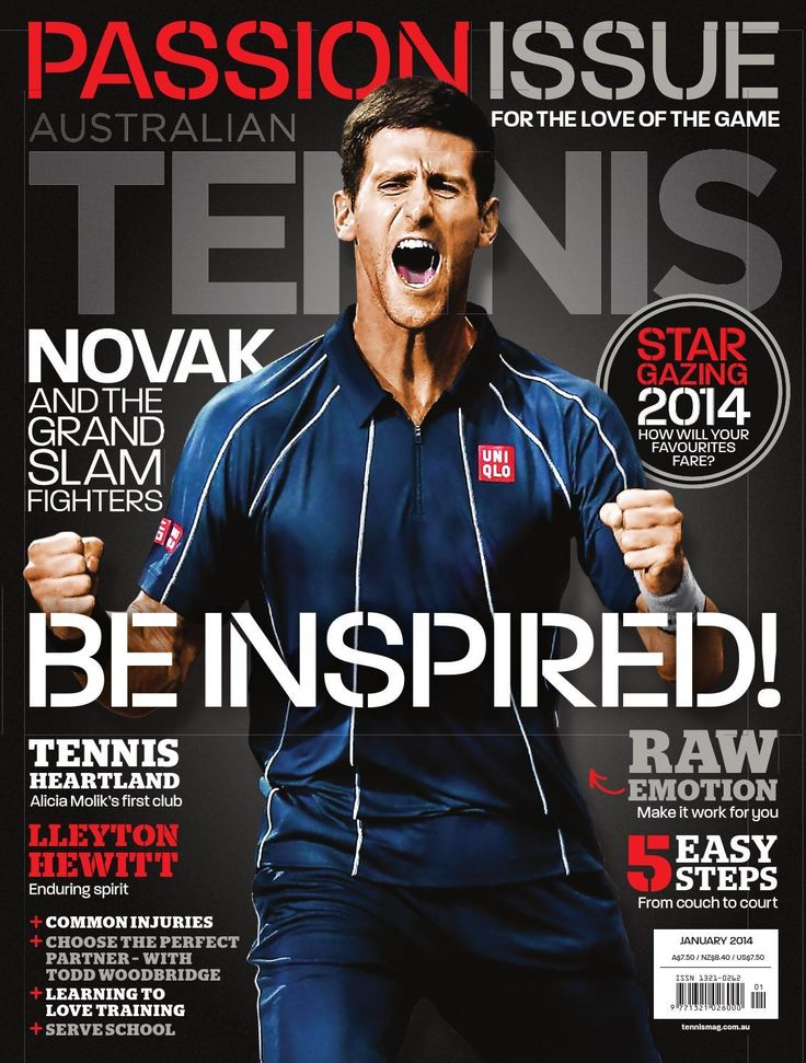#ClippedOnIssuu from Australian Tennis Magazine - January 2014