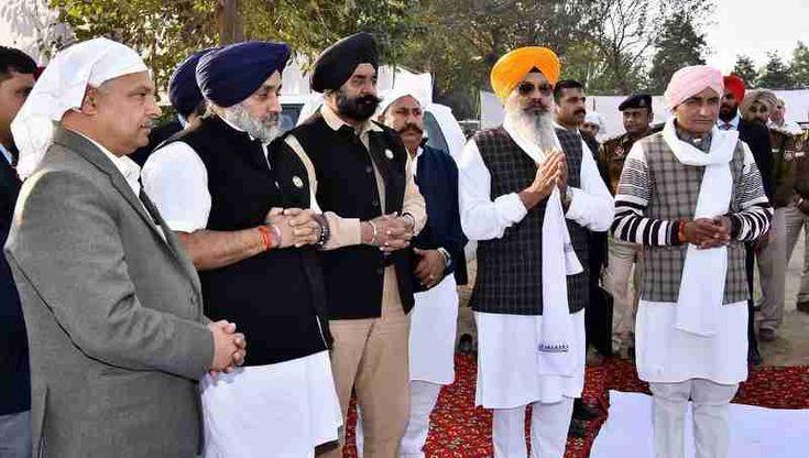 Aam Aadmi Party Will Ruin #Punjab: Sukhbir Singh Badal
