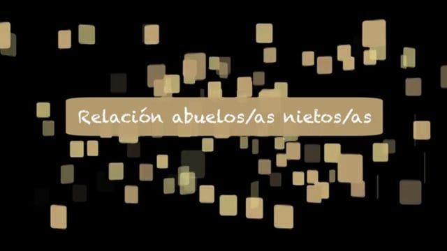 Cristina Noriega, Profesora Colaboradora de la Universidad San Pablo CEU nos habla de todo lo que aporta a ambas partes la relación entre abuelos/as y nietos/as y nos da algunos consejos para los padres y madres sobre este tema. También participa en este vídeo Beatriz Vega, Coordinadora del área de familias de FEAPS, que nos explica la importancia de la relación abuelos/as nietos/as con niños con discapacidad.  Es una producción Lynx vídeo S.L. para CEAPA.
