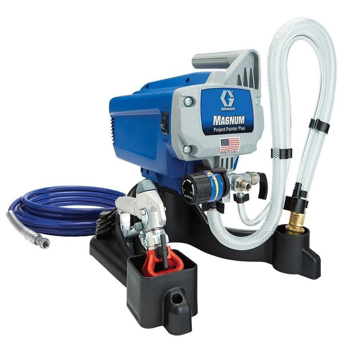NEW GRACO 257025 MAGNUM PROJECT PAINTER PLUS AIRLESS 2.5 GALLON PAINT SPRAYER #GRACO