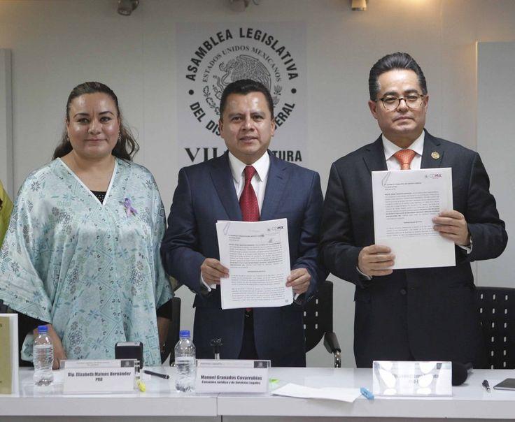 Presenta Gobierno CDMX a Asamblea Legislativa iniciativa menores de 18 Años no contraigan matrimonio