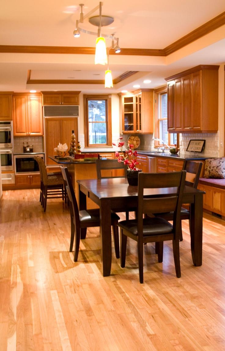 American Cherry Hardwood Flooring By Magnus Anderson