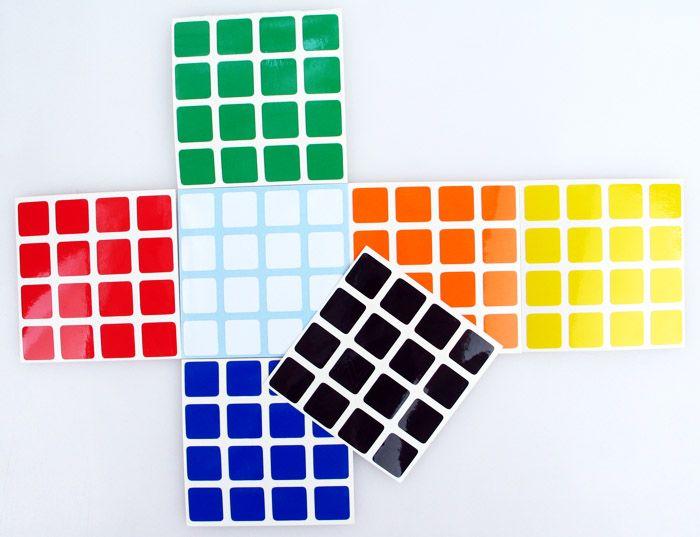 Z-Stickers for MoYu 4x4 Weisu [ZSWS82] - $2.00 : Champion's Cube Store
