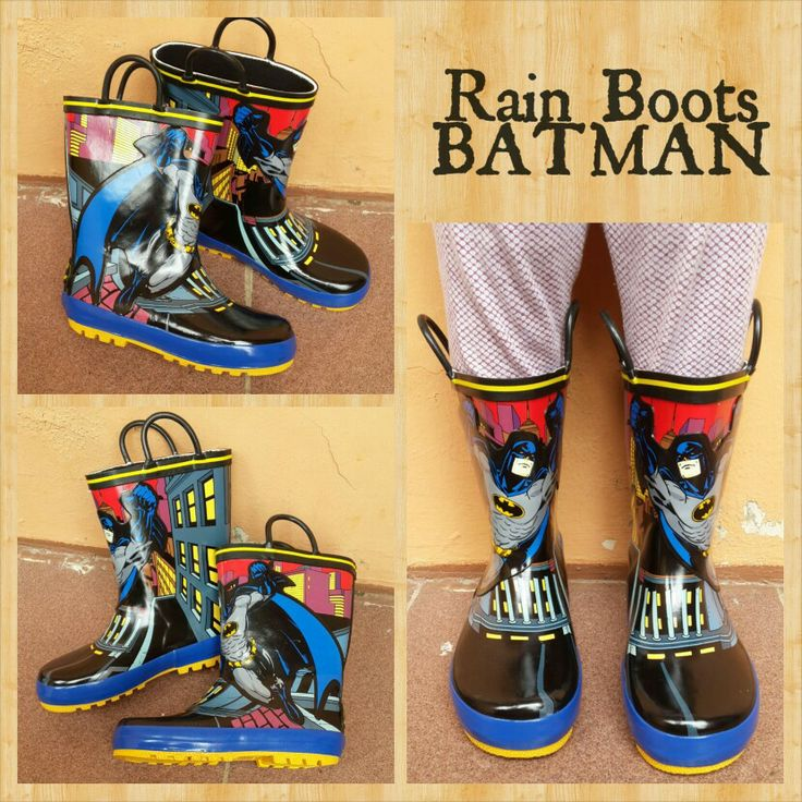 READY STOCK KIDS RAIN BOOTS KODE : BATMAN PRICE : Rp.190.000,- AVAILABLE SIZE (insole) :  - Size 7 (16,5cm) - Size 11 (19cm)  FOR ORDER : SMS/WHATSAPP 087777111986 PIN BB 766A6420  #pusat #sepatu #boots #anak #retail #grosir #kids #rain #shoes #import #rubber #karet #hujan #anti #air #black #hitam #red #merah #yellow #kuning #batman #forever #handle #pegangan #mayorishop #bogor #online #ready #stock