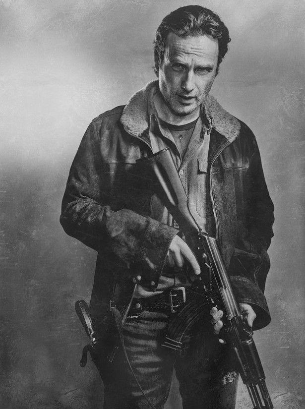 The Walking Dead 6: retratos de 18 personajes - TV en Hobbyconsolas.com