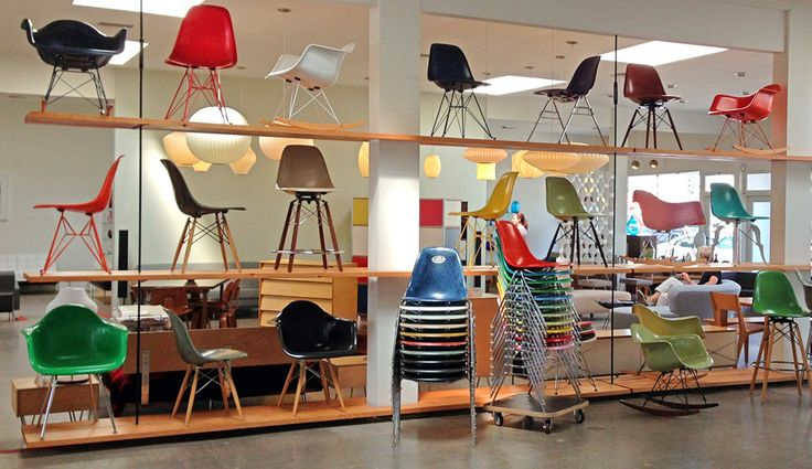 17 Best Images About Modernica's Los Angeles Showroom On