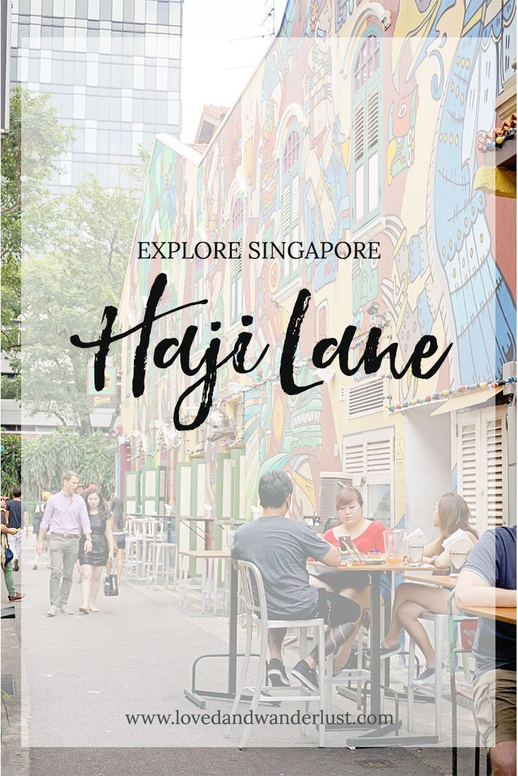 A hub for quaint fashion stores and hip restaurants. So if you're looking for vintage and quirky stuffs, this is the place to go!