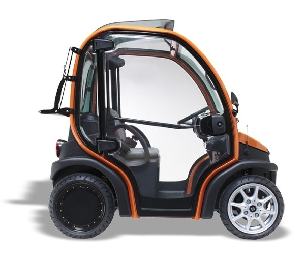 Birò electric car !