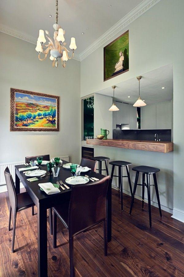 313 best Küche - Einrichtungsideen und Möbel images on Pinterest - einrichtung schwarz weiss kontraste kreieren