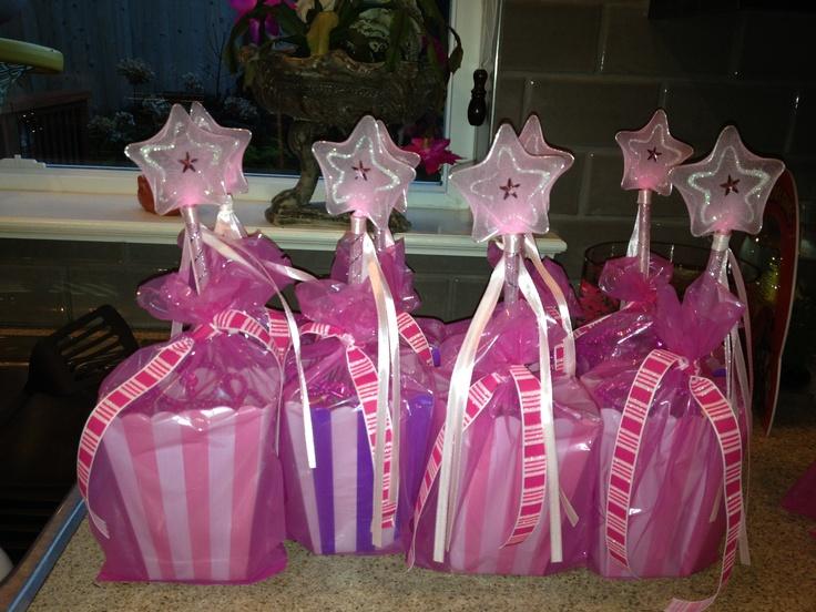 Girl Loot Bags Kids Parties Party Birthday Loot Bags
