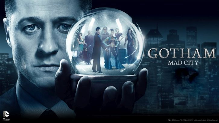 Gotham - Season 3 - Promos Poster Banner & Cast Promotional Photos