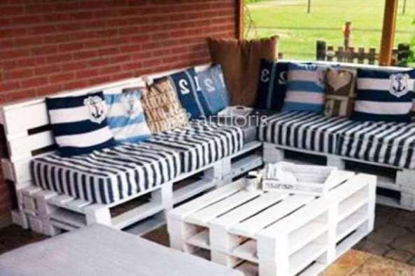 мебель из паллет(поддонов),для дачи,дома и кафе, Одесса 8363215   Садовая мебель на Бесплатка Одесса