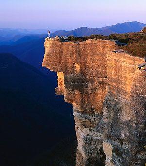 Blue Mountains, Australia.