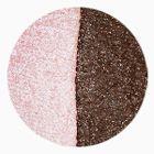 kiko -  Colour Sphere Duo Eyeshadow Ombretto cotto duo effetto seta, brillante e facile da sfumare - 103 rosa antico/tortora scuro
