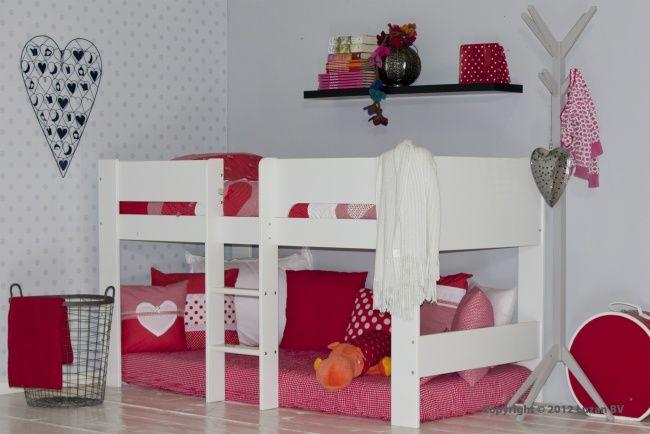 Rode Slaapkamer Ideeen : over Rode Slaapkamers op Pinterest - Rode ...