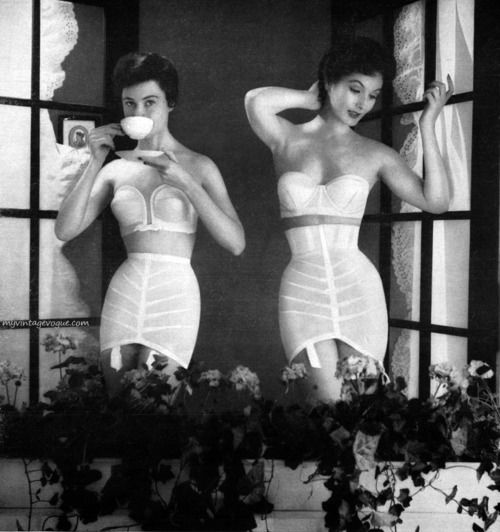 girls in girdles