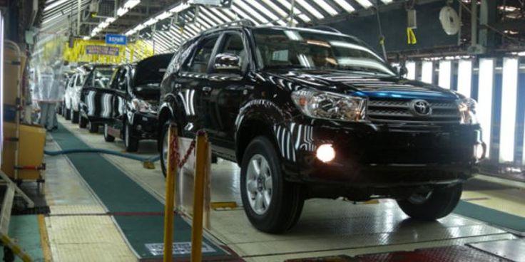 Untuk menghasilkan kualitas terbaik dibutuhkan sumber daya yang baik dalam aktivitas produksinya. Konsep ini diterapkan TMMIN yang di rangkum dalam Toyota Production System (TPS), oleh karena itu TMMIN selalu memberikan kualitas terbaik untuk para konsumennya #TMMIN #ToyotaIndonesia