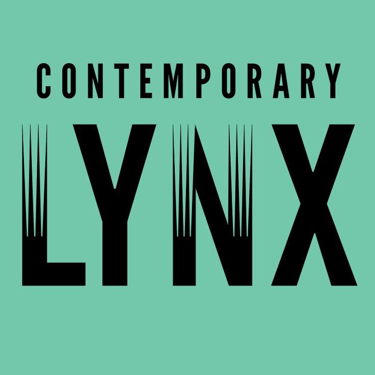 Logo Contemporary Lynx, design Pulp Studio, 2012