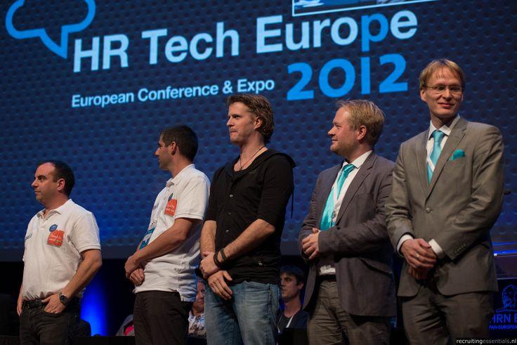 HR Tech Europe 2012 iHR Best Start-Up Finalists