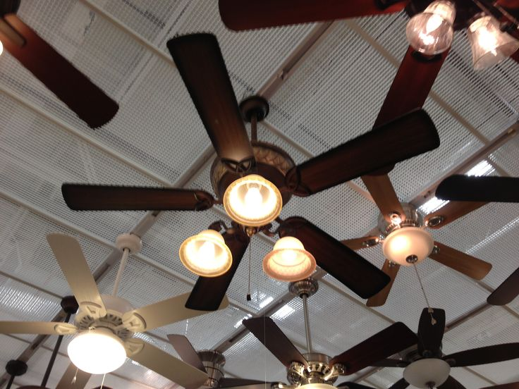 Traditional Ceiling Fan