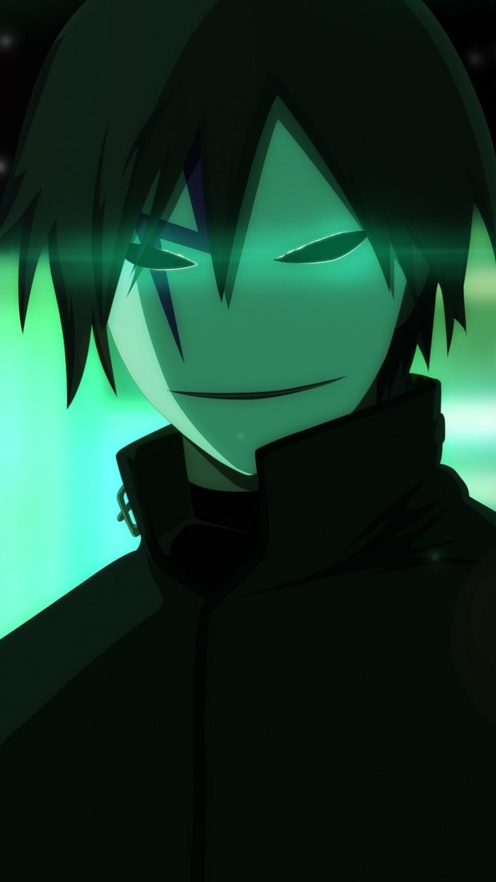 Hei Darker Than Black Anime Boy 720x1280 Wallpaper
