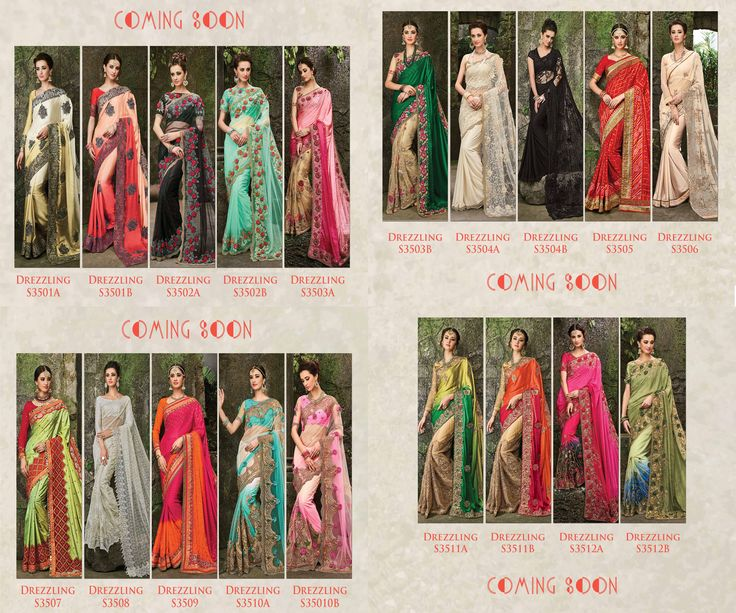 New designer saree collection arriving at Drezzling.com. Stay tuned!  #ImDrezzling #Drezzling #DesignerSaree #Collection