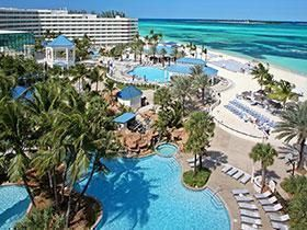 Sheraton Nassau Beach Resort All Inclusive, Bahamas - Nassau