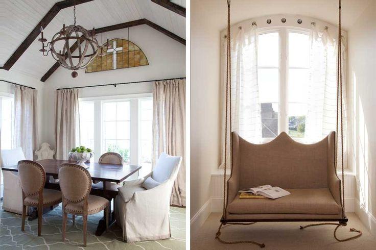 26 Best Ottomans Footstools Window Seats Images On