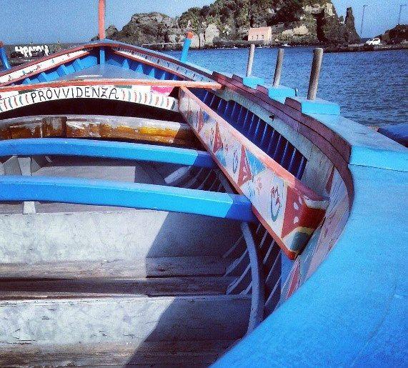 Isola Lachea - Acitrezza